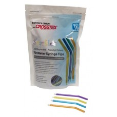 CROSSTEX SPARKLE™ DISPOSABLE AIR WATER SYRINGE TIPS