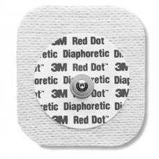 3M™ RED DOT™ DIAPHORETIC SOFT CLOTH MONITORING ELECTRODES